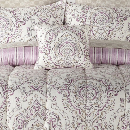 Rylan Floral Complete Bedding Set