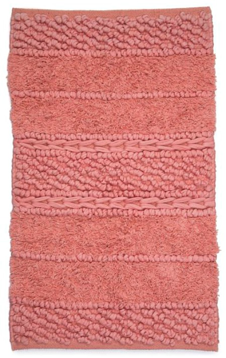 Wonderly Wonderly Cotton Bath Rug
