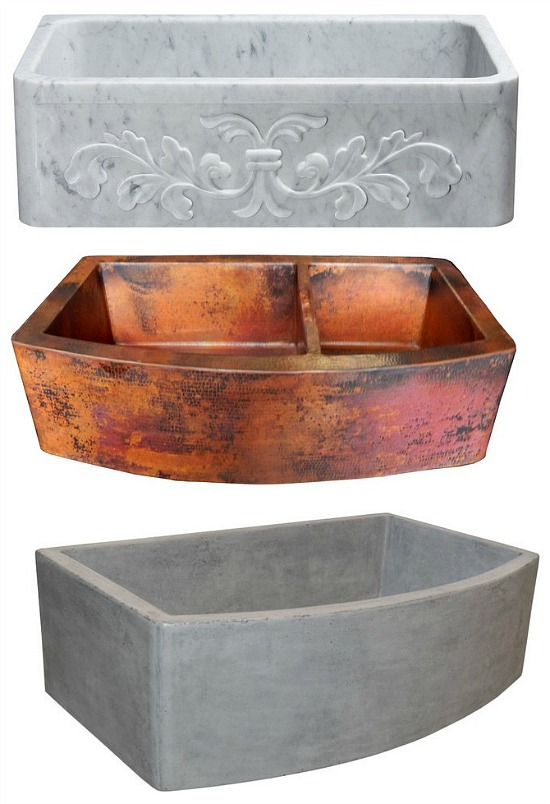 farmhouse-sinks