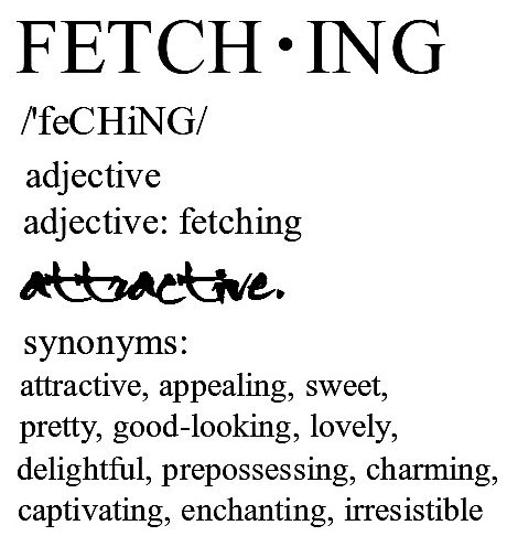 fetching-definition