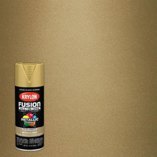 Krylon-gold-spray-paint