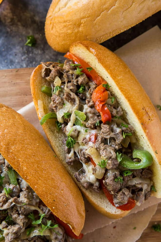Philly-Cheesesteak-Recipe
