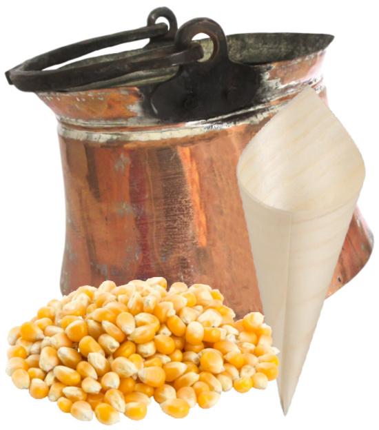 Rustic Hammered Copper Cauldron