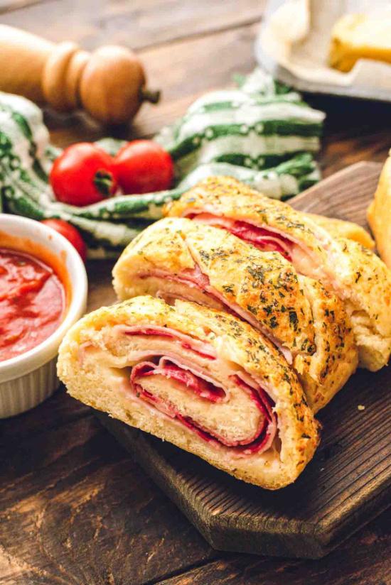 Stromboli-recipe