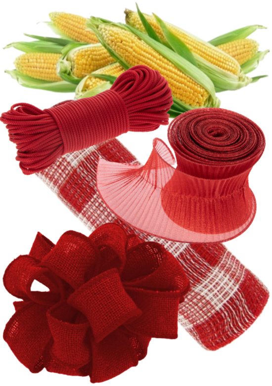 corn-cobs-red-ribbons