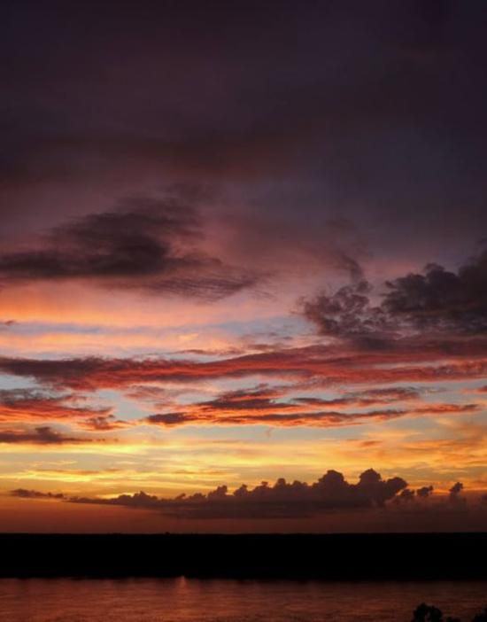 sunset-Vicksburg-Mississippi