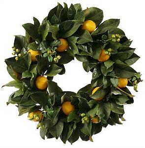 lemon-wreath