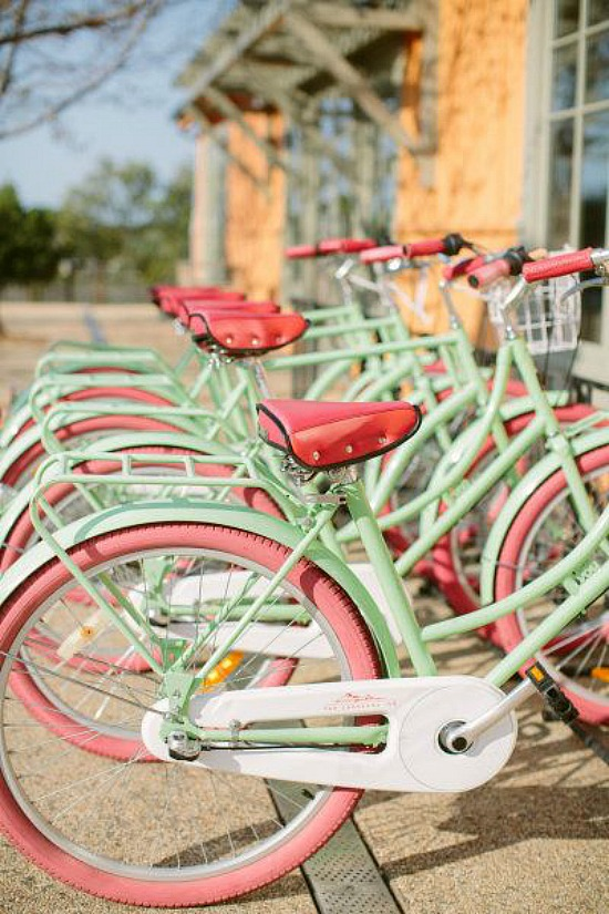 pastel-bicycles