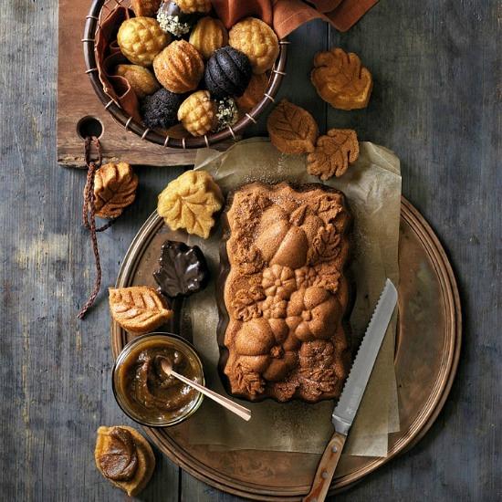 pumpkin-bread-muffins