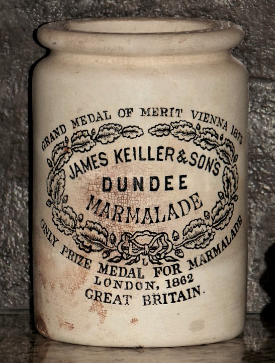 Dundee-Marmalade-Crock-Jar