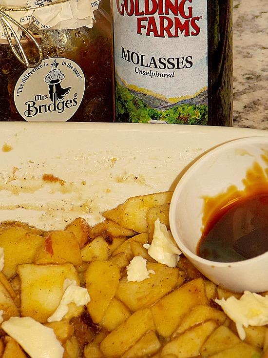 apples-butter-molasses