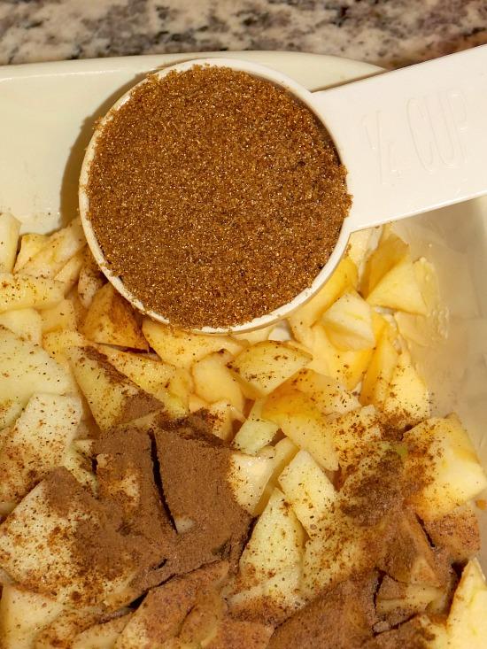 apples=brown=sugar