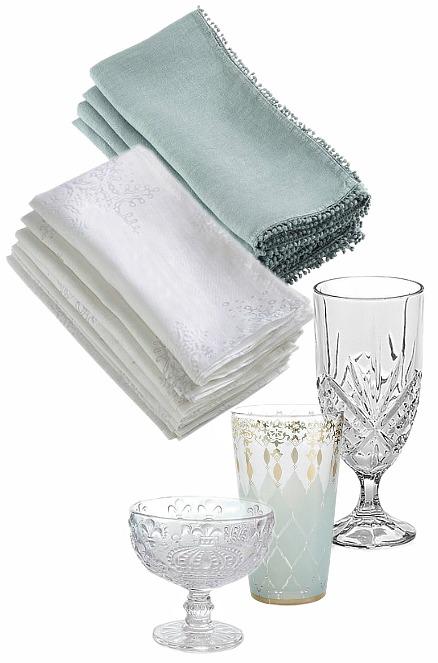 dinner-napkins-drink-glasses
