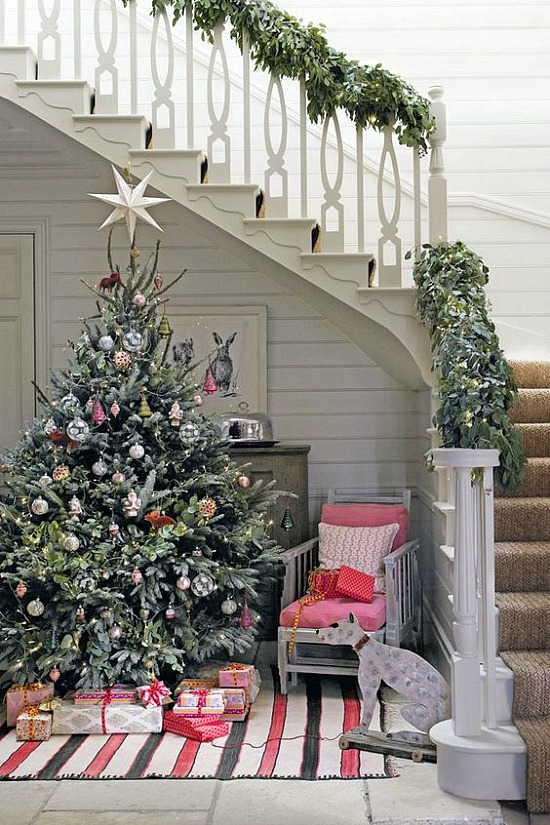 Christmas-foyer