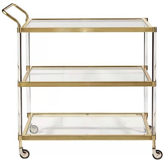 Lagasse Bar Cart