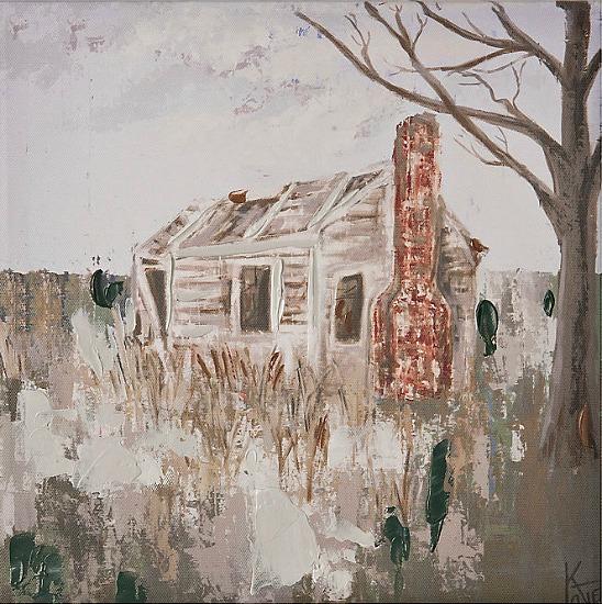 Louisiana-cabin-print