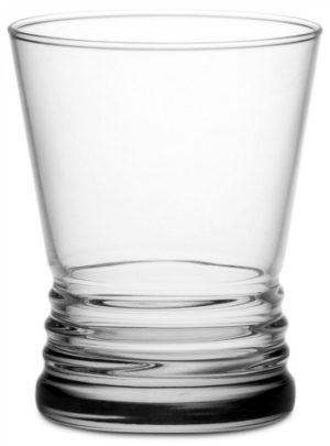 Be Social Monclava Double Old-Fashioned Glasses - Set of 4
