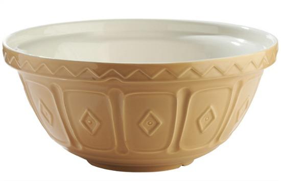 Cane Mixing Bowl by Mason Cash