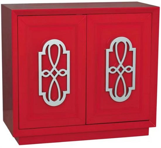 Colvin 2 Door Accent Cabinet