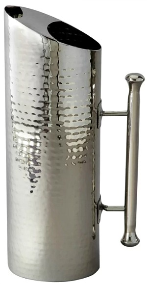 silver-hammered-pitcher