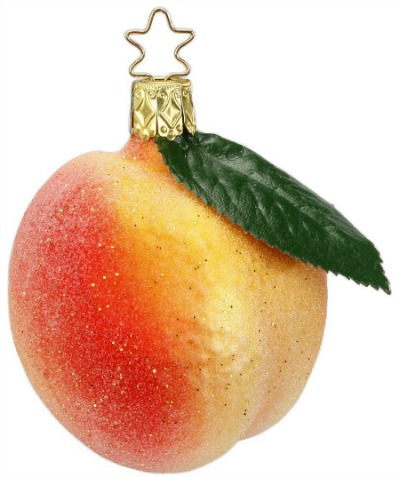 peach-german-ornament
