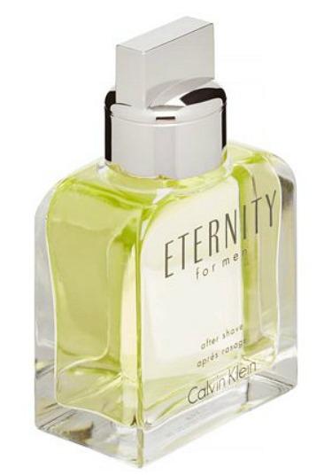 Calvin Klein Beauty Eternity After Shave for Men, 3.4 Oz