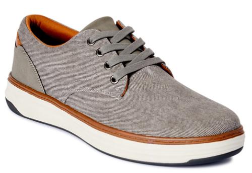 George gray sneakers