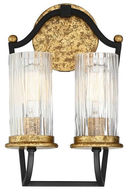 Helmer 2-Light Candle Wall Light