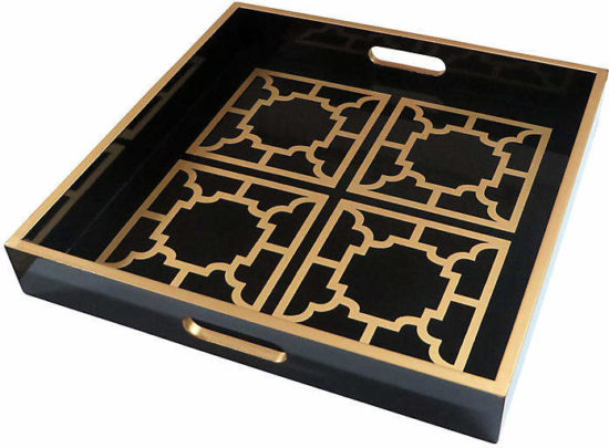 Manette Decorative Tray