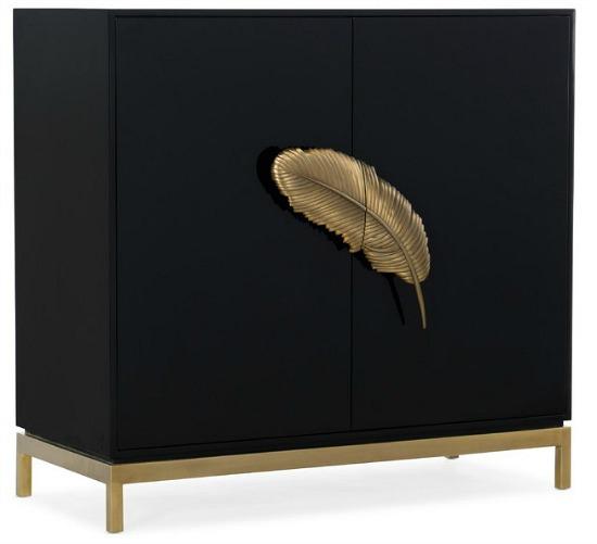 Melange Like a Feather Cabinet