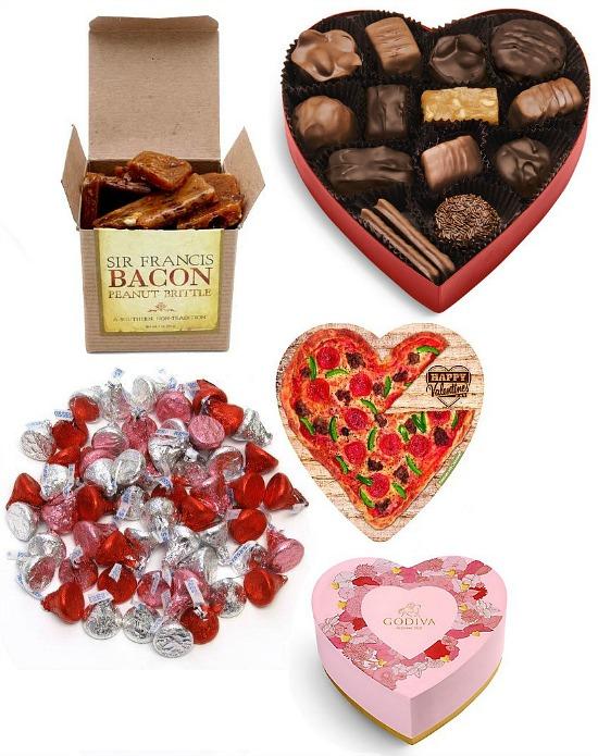 valentine day chocolate candy