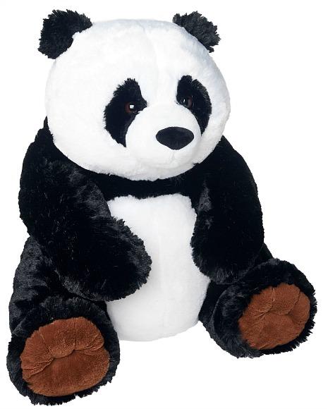 Way To Celebrate Valentine's Day Plush, Panda