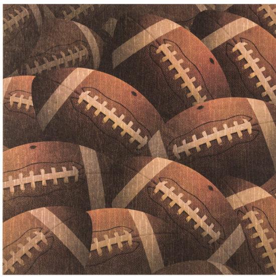footballs-scrapbook-paper