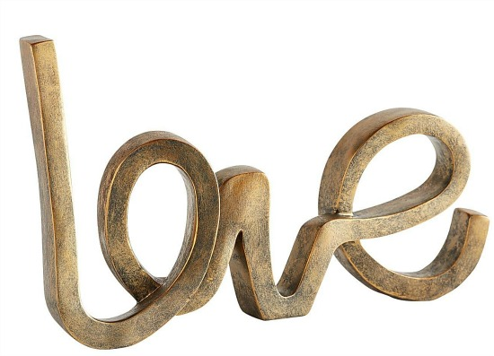 love-sculpture