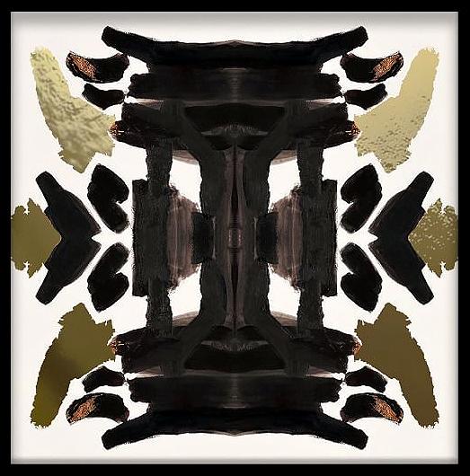 The Arts Capsule Framed Print - Herring 4