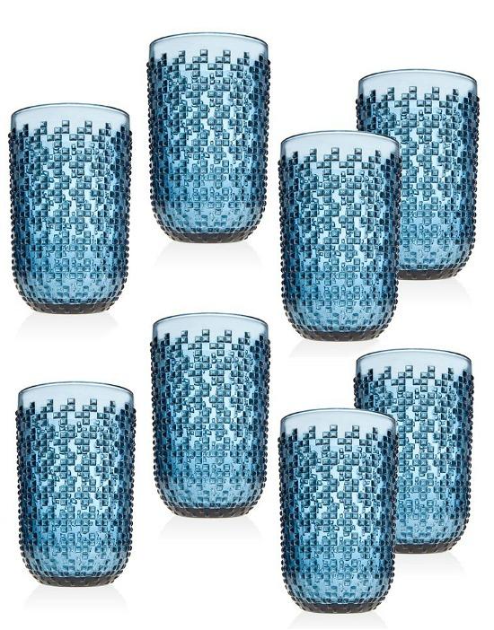 Alba 12 oz. Drinking Glass (Set of 4)