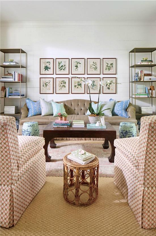 Julia Engel's Charming Charleston Home