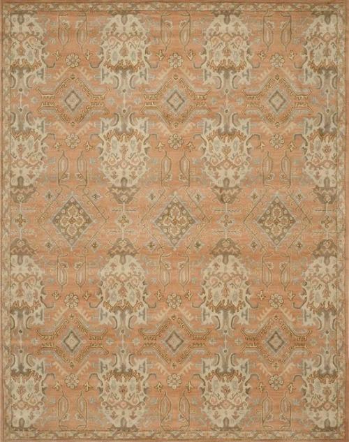Kouerga Oriental Handmade Tufted Wool Area Rug1