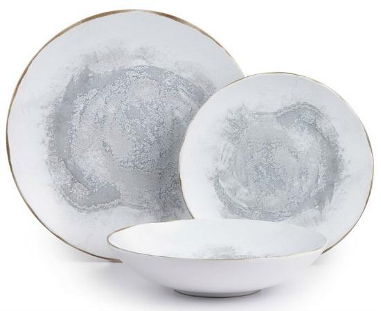 Maliyah 12 Piece Dinnerware Set, Service for 4