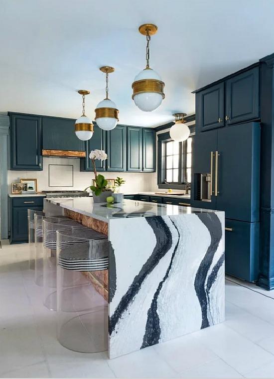 Renovated Kitchen by Jewel Marlowe By Bertazzoni