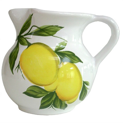 lemon-pitcher