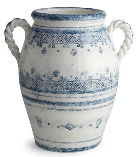 Burano+2-Handle+Table+Vase