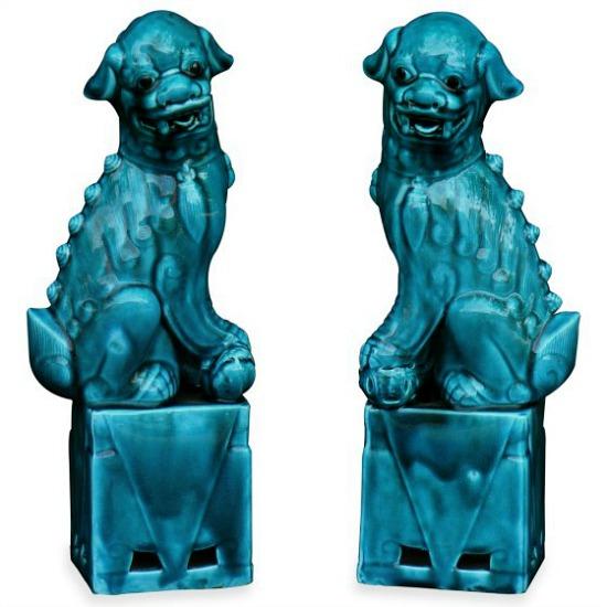 Foo-Dogs-Lion-Statues