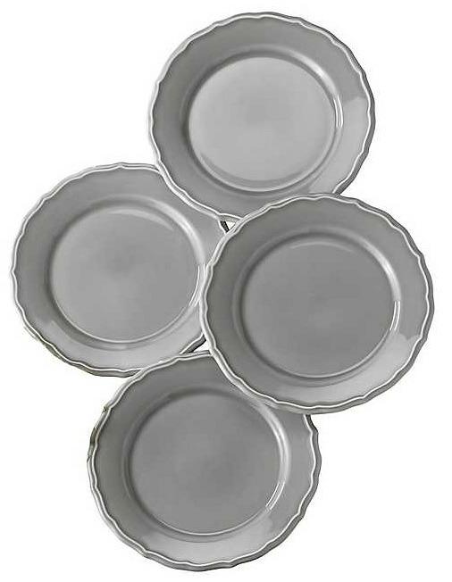 """Heidelberg 9"""" Salad Plate (Set of 4)"""