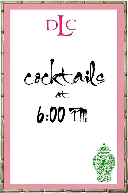 cocktail-memo