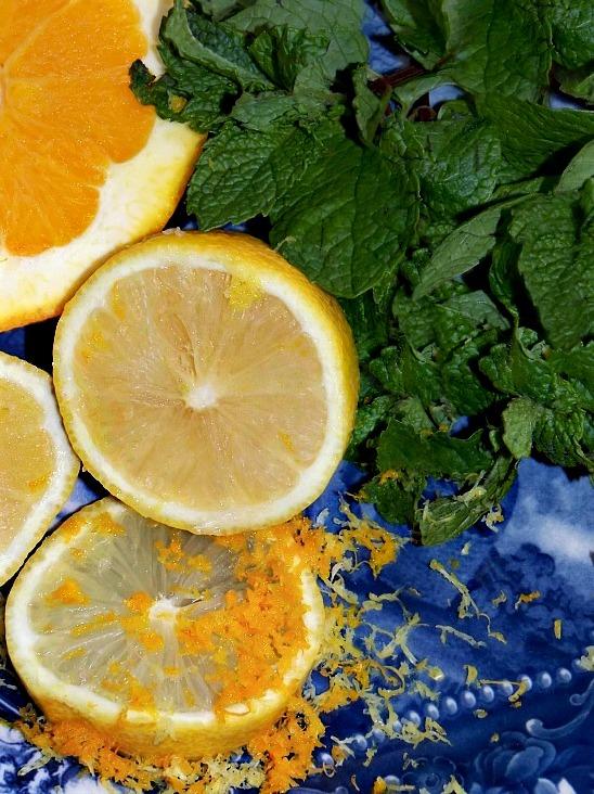lemon-orange-fresh-mint