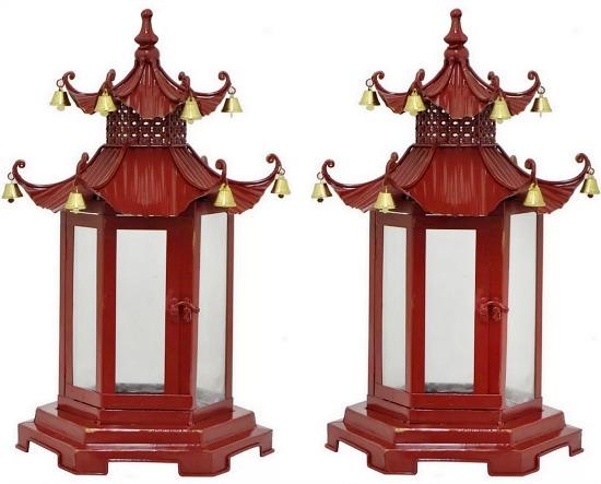 pagoda-lanterns