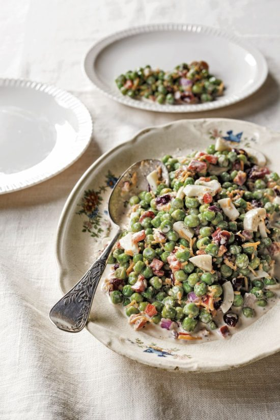 pea salad recipe