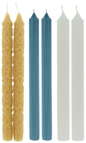 taper-candles-for-French-themed-tablescape