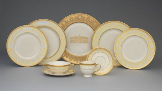 clinton china pattern